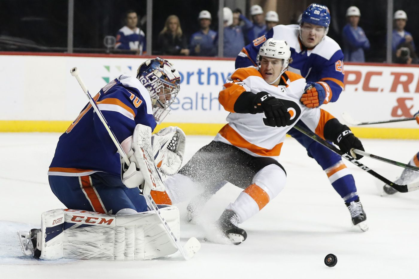 Flyers-Islanders Game 1: TV, odds, streaming info and notes