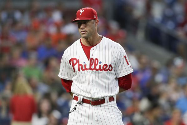 Gabe Kapler's job security is unclear but he wants to manage the Phillies 'as long as I can'