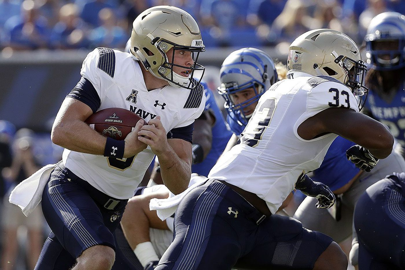 Temple braces for Army's daunting triple-option offense
