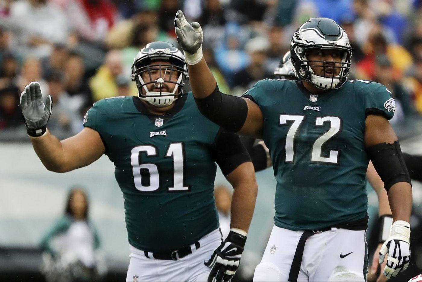 Eagles road to Super Bowl 2018: A team effort