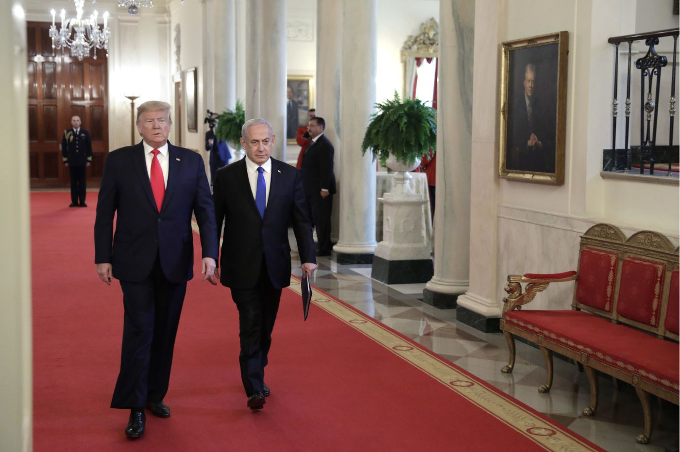 Trump's Mideast plan aimed at U.S. and Israeli elections, not peace | Trudy Rubin