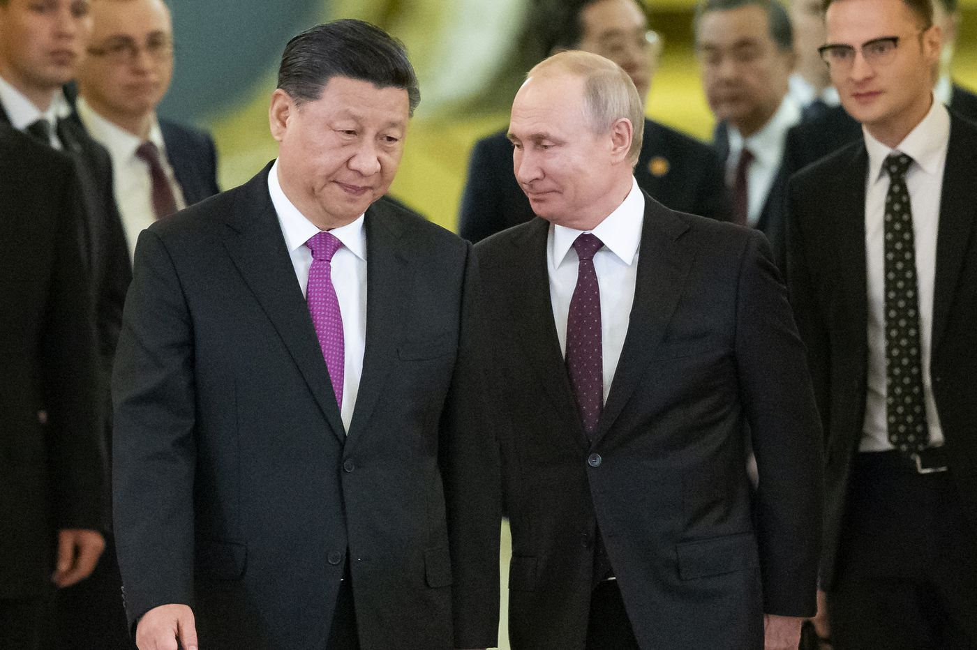 Putin and Xi won the Trump-Biden debate and could win the U.S. election, too | Trudy Rubin