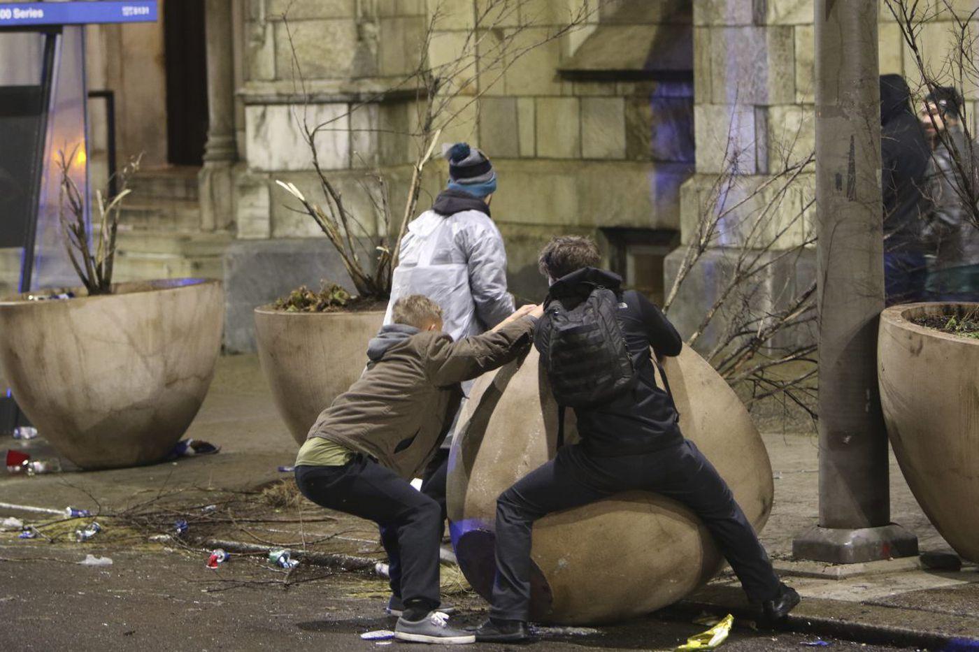 Philly Police commissioner: More arrests coming in post-Super Bowl vandalism