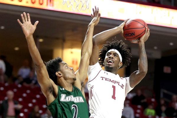 Temple defeats Loyola Maryland to go to 4-0