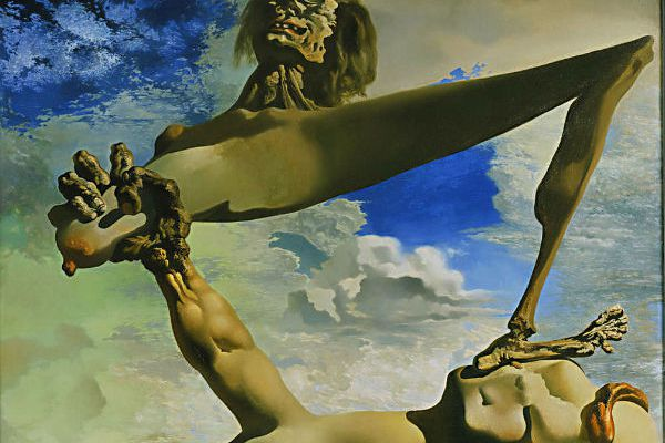 Art: Surrealism from Art Museum's collection