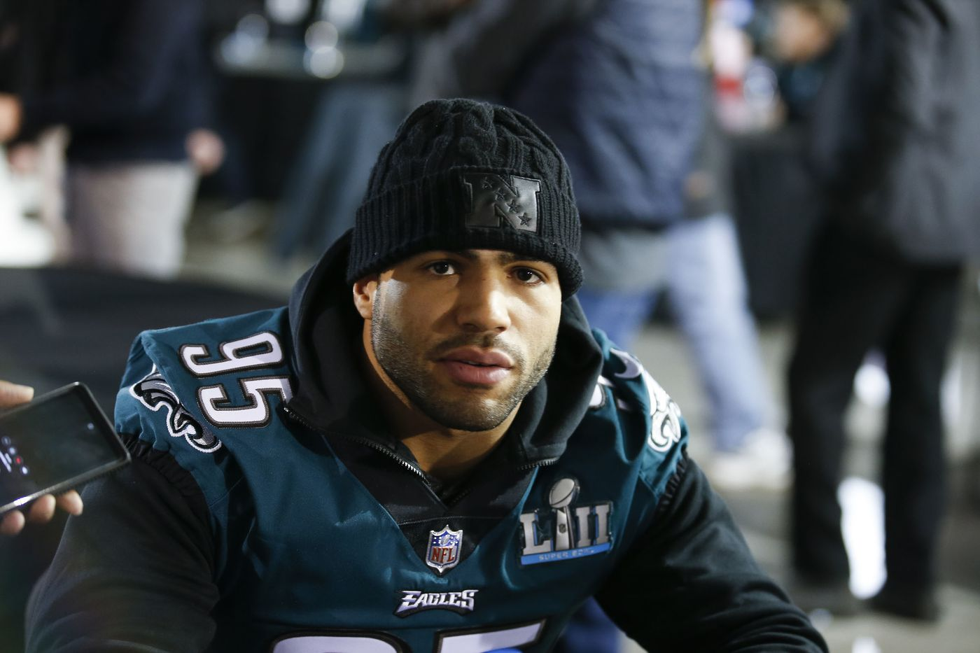 Ex-Eagle Mychal Kendricks pleads guilty to insider trading, faces prison time