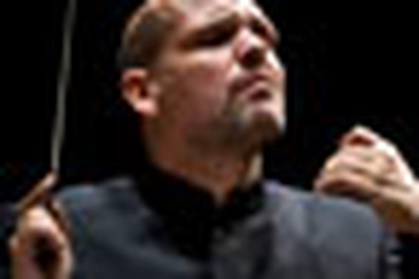 Review: Argumentative van Zweden leads Philadelphia Orchestra