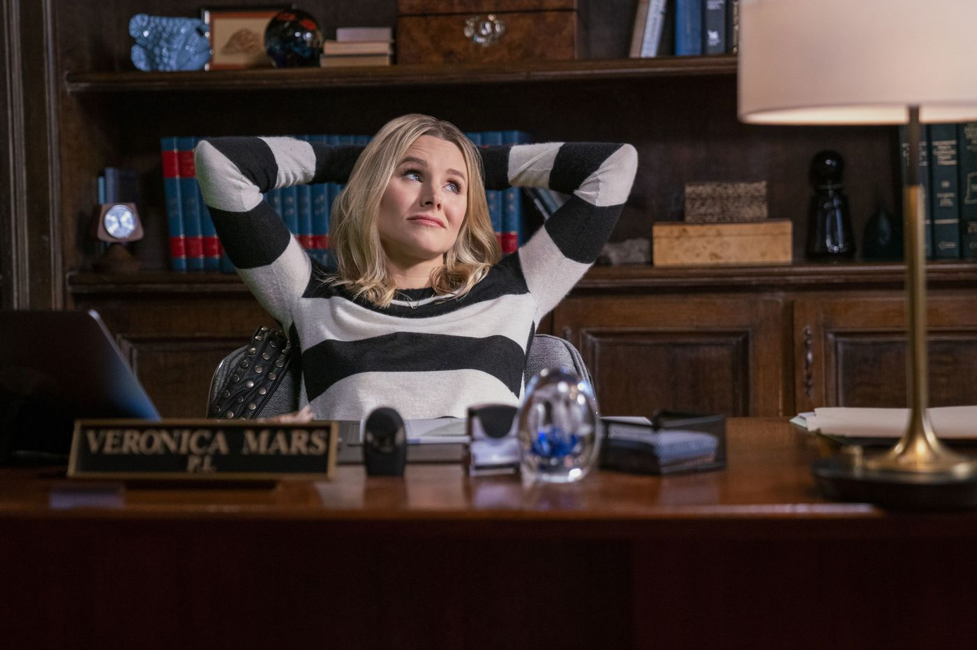 'Veronica Mars': Let Hulu's revival send you back to beginning