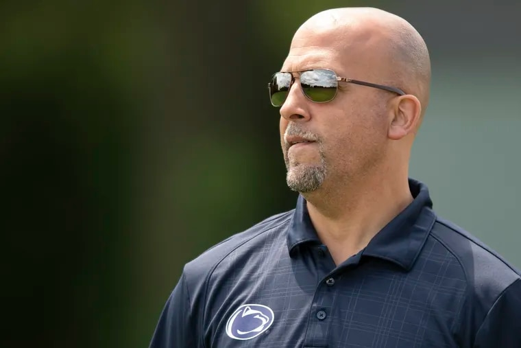 Penn State head coach James Franklin has not had much success recruiting Pennsylvania's top high school players in the 2021 recruiting class.