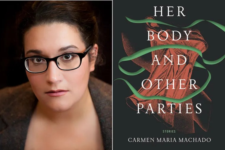 """""""Carmen Maria Machado,"""" author of """"Her Body and Other Parties."""""""