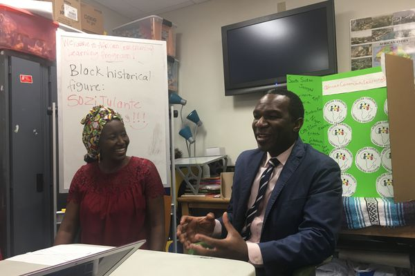 Philadelphia's many African students need culturally inclusive education   Opinion