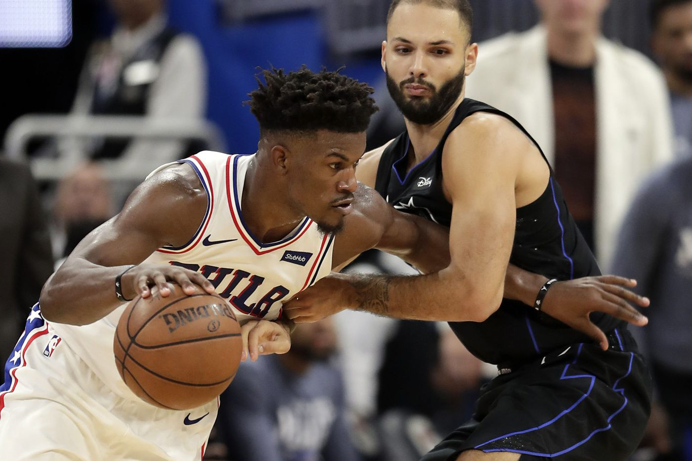 Three thoughts following Jimmy Butler's Sixers debut | David Murphy