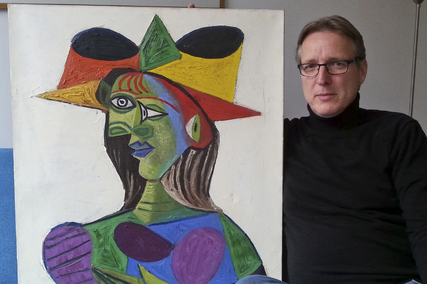 A stolen Picasso vanished for 20 years. Then the art world's 'Indiana Jones' took the case.
