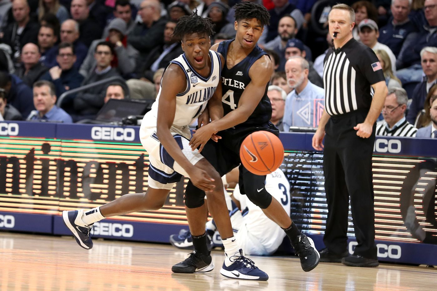 No. 9 Villanova 76, No. 13 Butler 61: Stats, highlights and reaction from the Wildcats' Big East victory