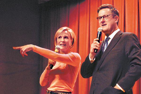 Mika Brzezinski absent from 'Morning Joe' following homophobic comment