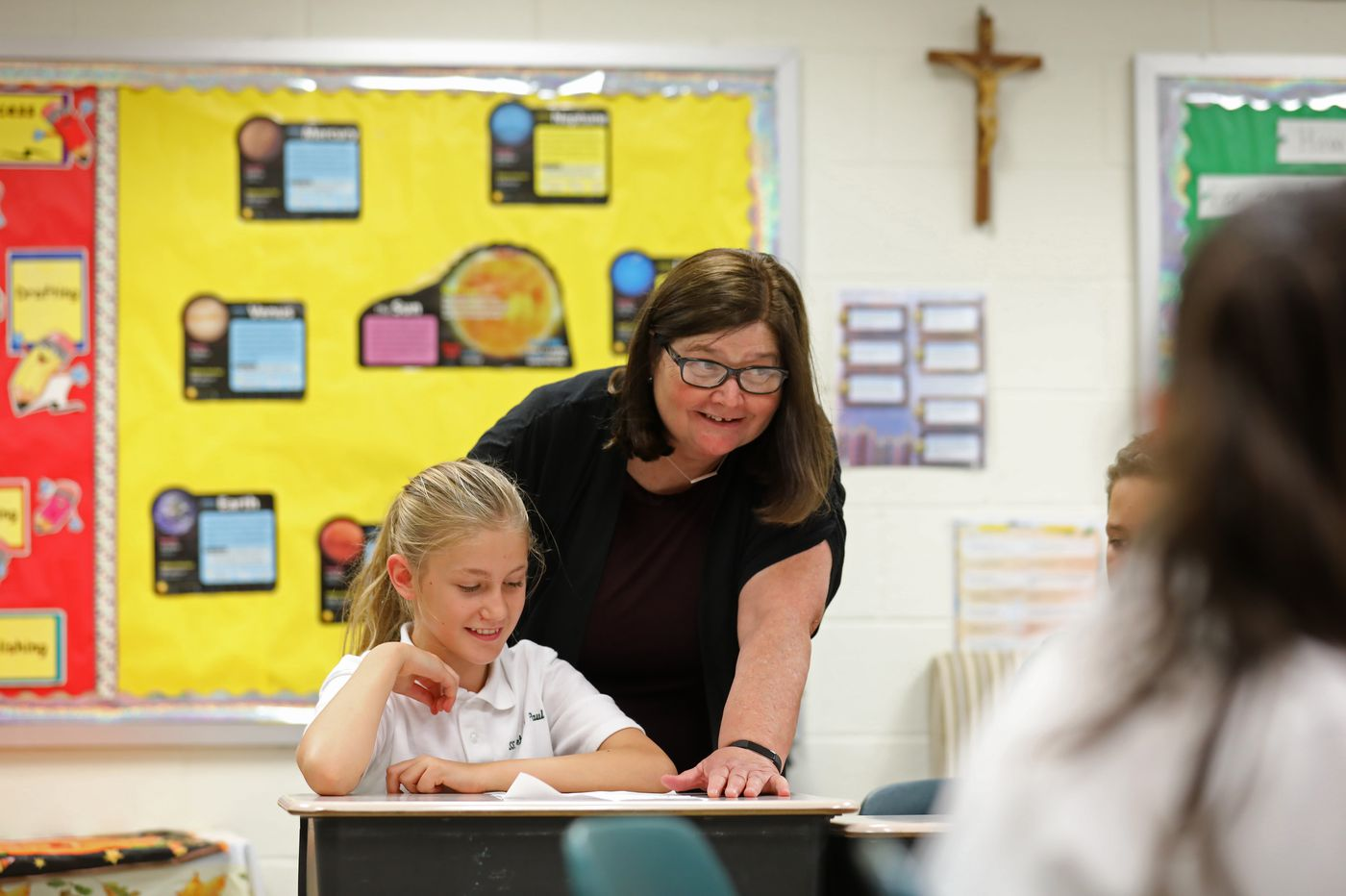 Chesco Catholic school principal named among best in U.S.