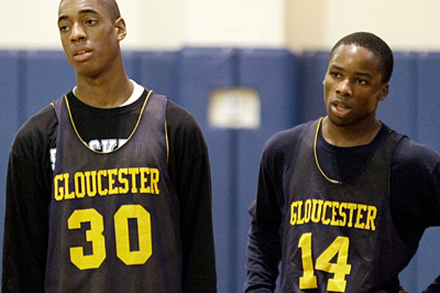Gloucester's Okoro and Almon grow into leadership roles