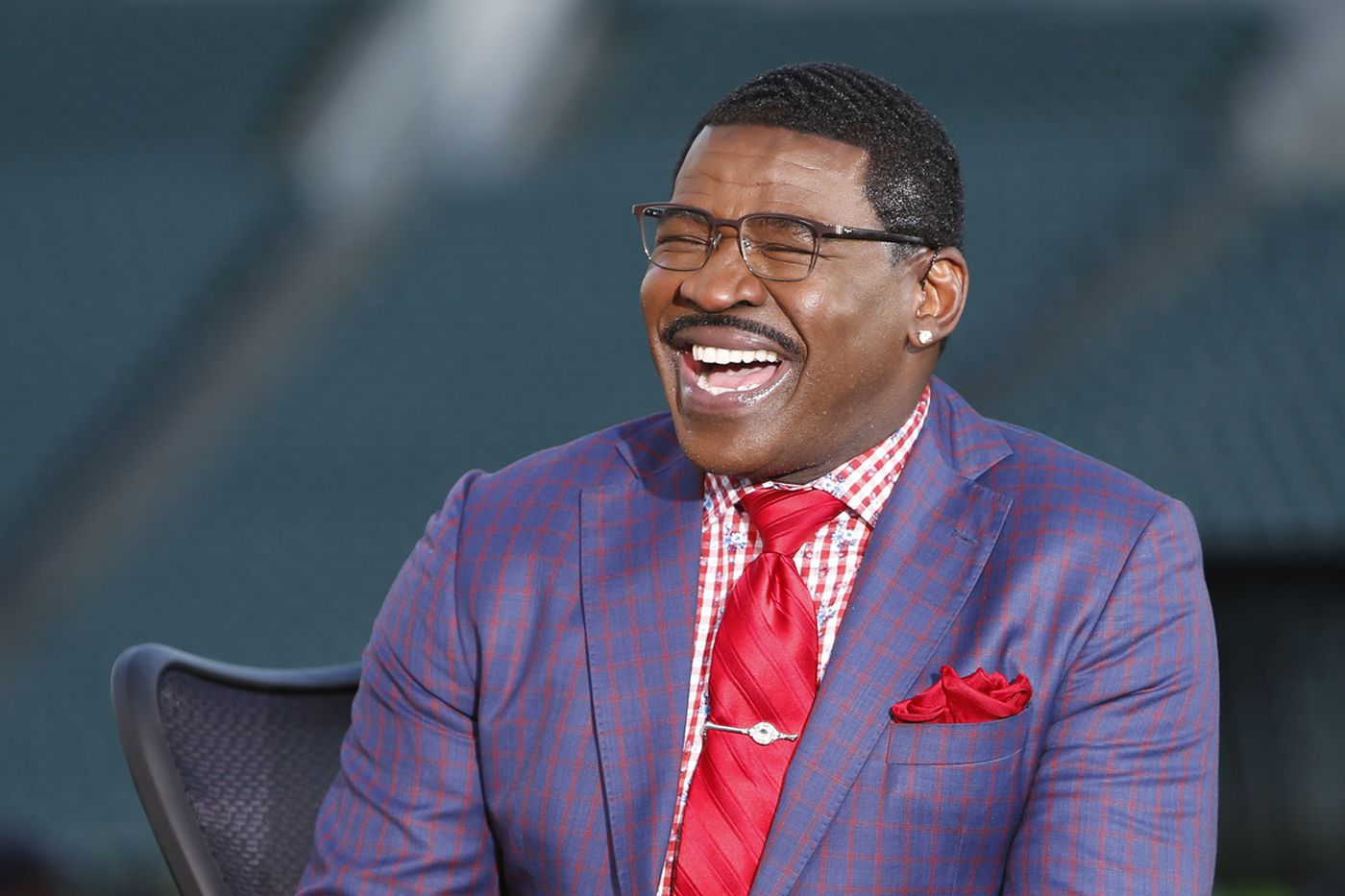 Michael Irvin and Rich Eisen to call Eagles-Jaguars on NFL Network