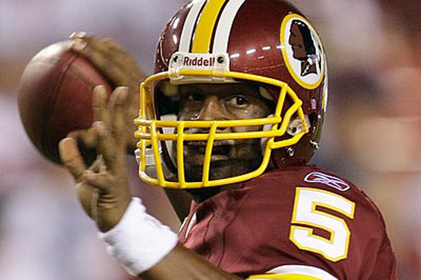 Les Bowen: Redskins have rolled out a new McNabb