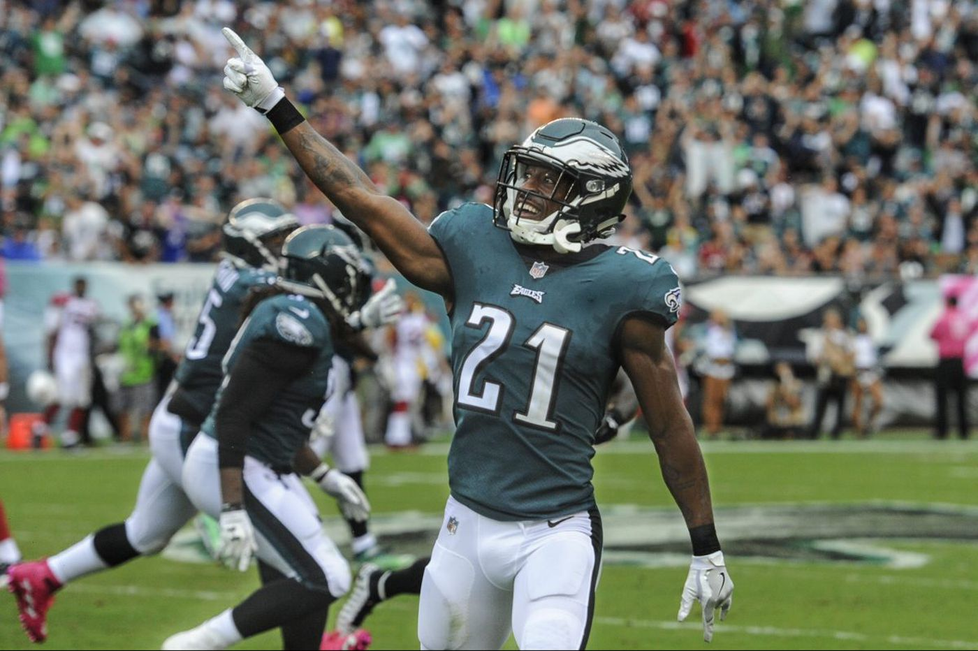 534c574b452 Patrick Robinson has been a great find for Eagles
