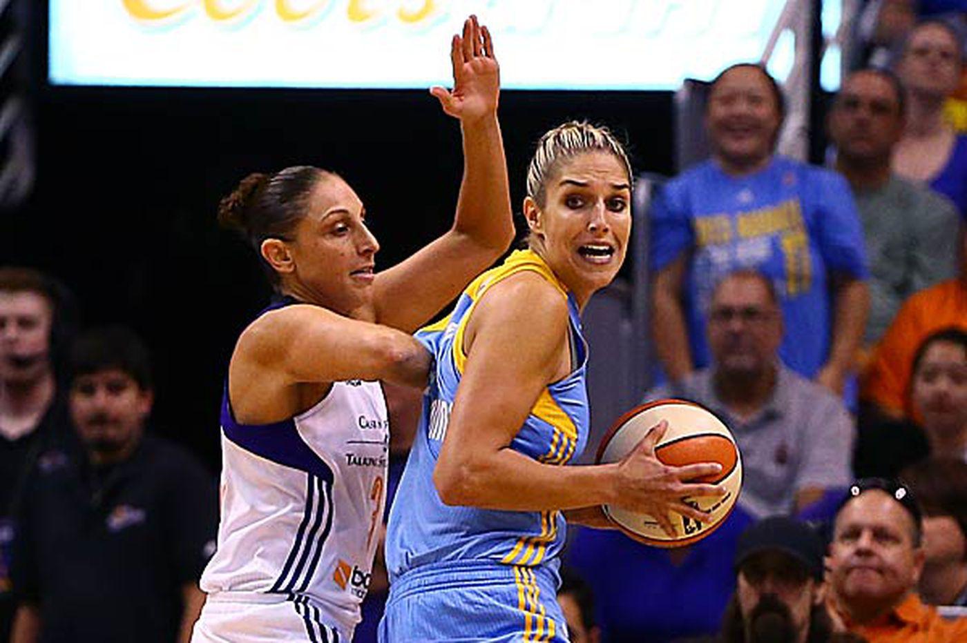 In WNBA Finals, Delle Donne's health struggles haven't ended