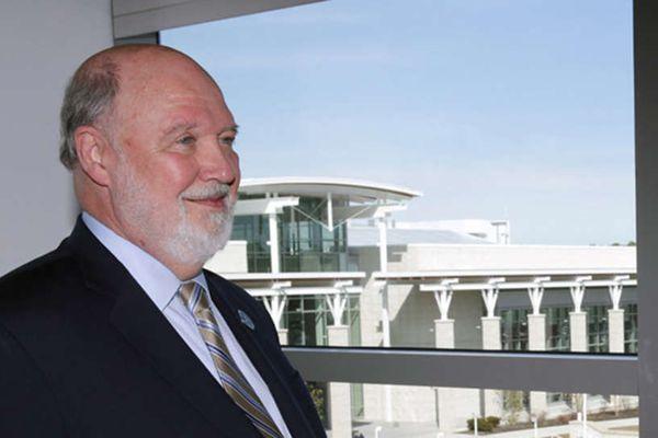 Embattled Stockton president, citing health, leaving immediately