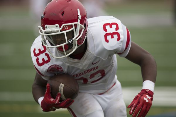 Saturday's South Jersey roundup: Bhayshul Tuten scored 5 TDs as Paulsboro routs Woodbury