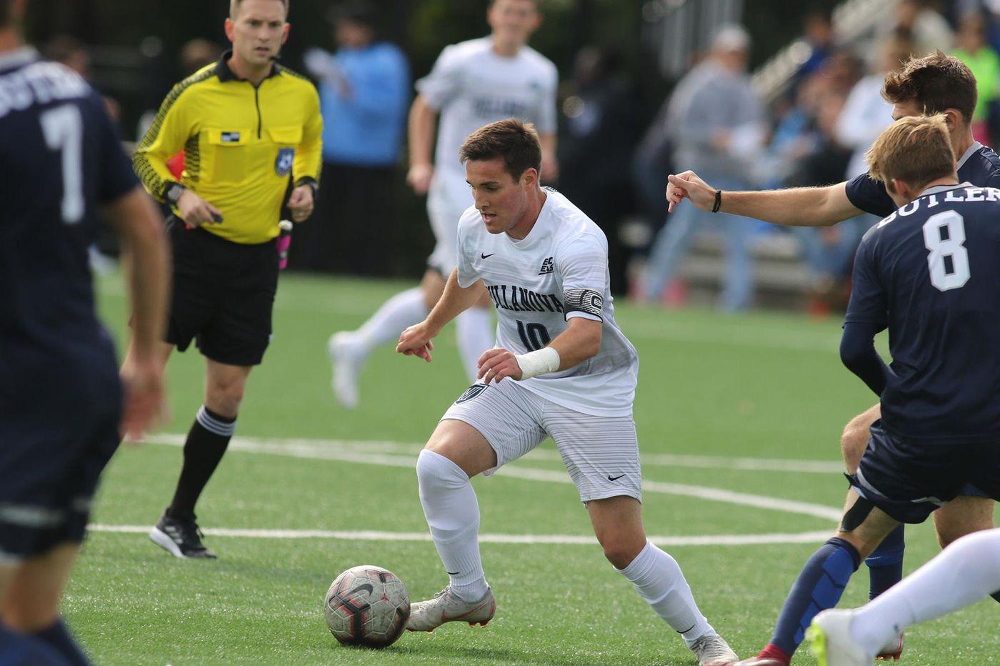 Villanova midfielder Zach Zandi signs with Bethlehem Steel