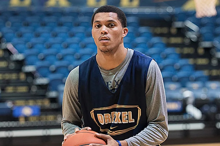 Damion Lee. (Jessica Griffin/Staff Photographer)