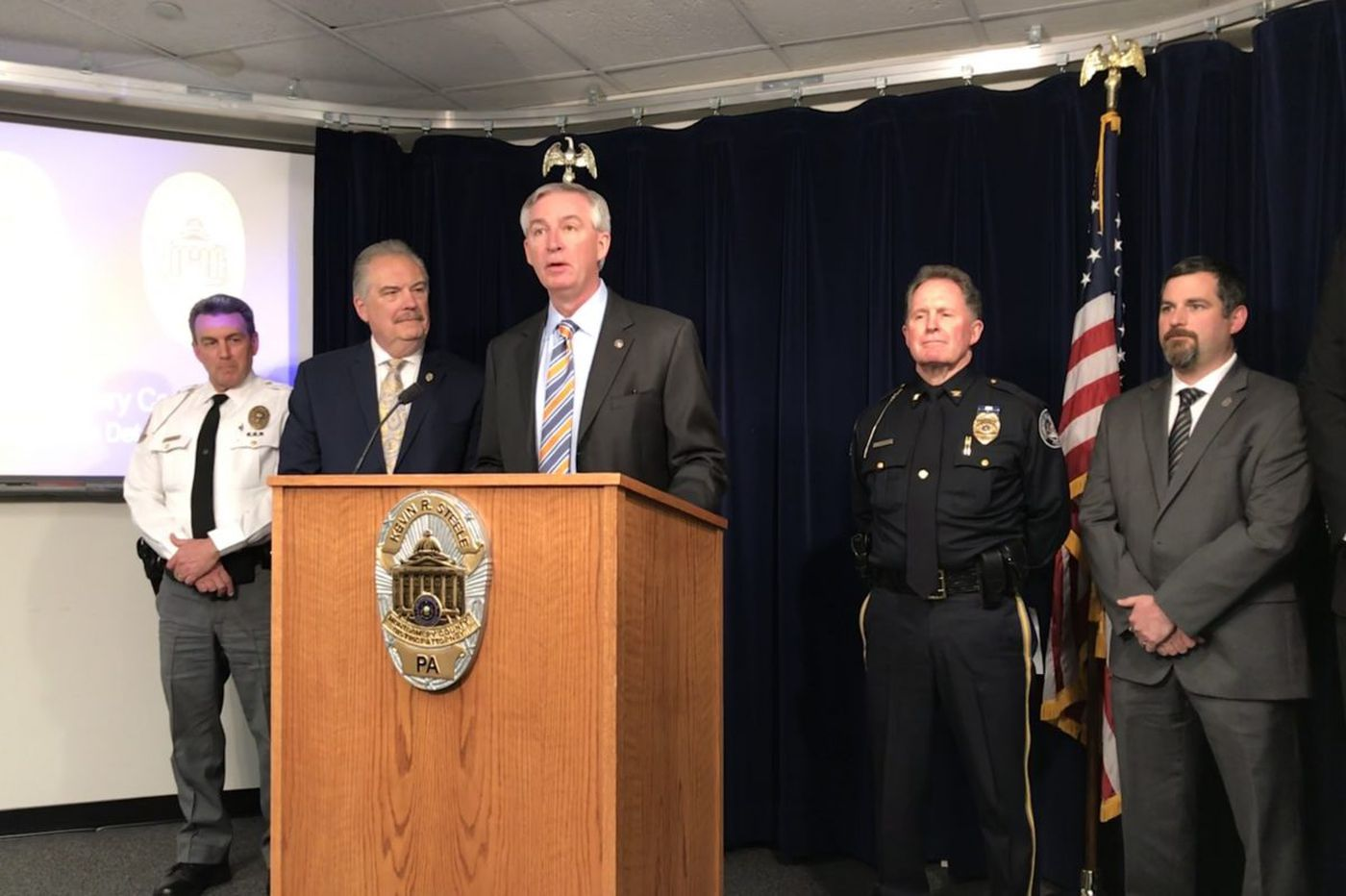 2 men charged in Montco with ordering deadly opioid carfentanil from China