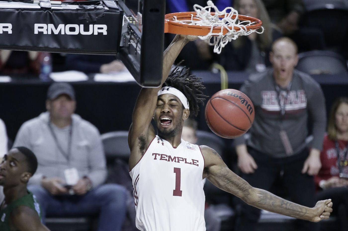 Temple's regular-season finale vs. Central Florida has AAC and NCAA ramifications