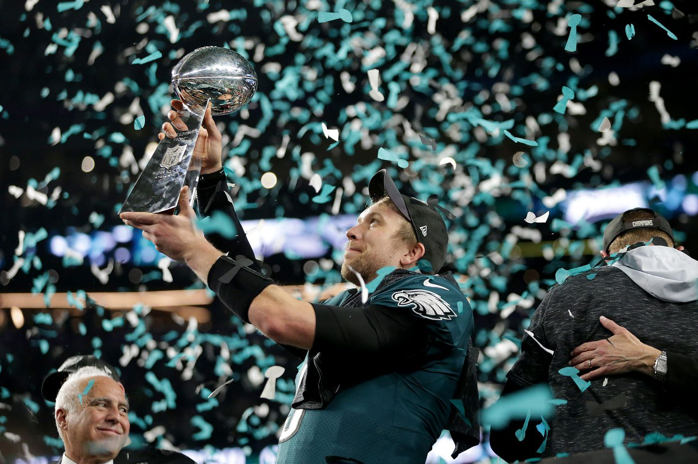 Super Bowl carryover — good for this year's Eagles or bad?