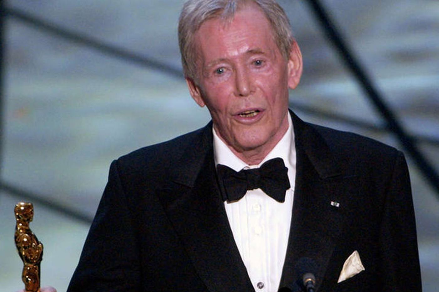 Actor Peter O'Toole, 81