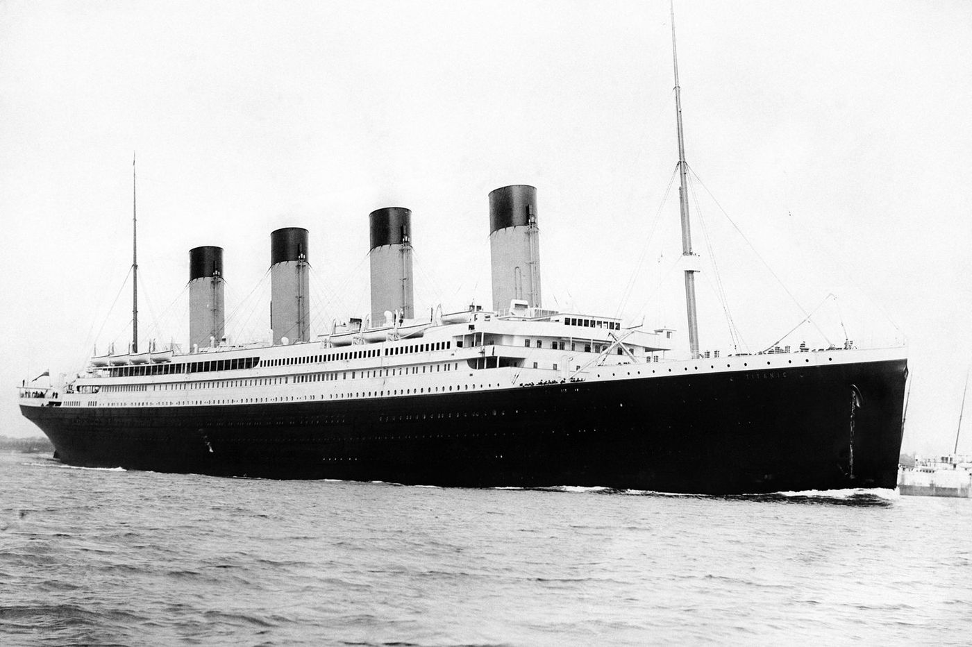Plans to build Titanic replica back on track