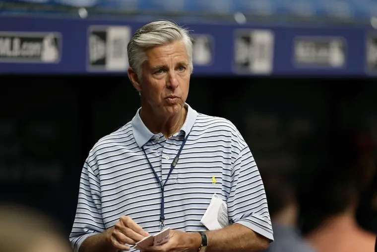 Phillies president of baseball operations Dave Dombrowski has had mixed results with building bullpens over the years.