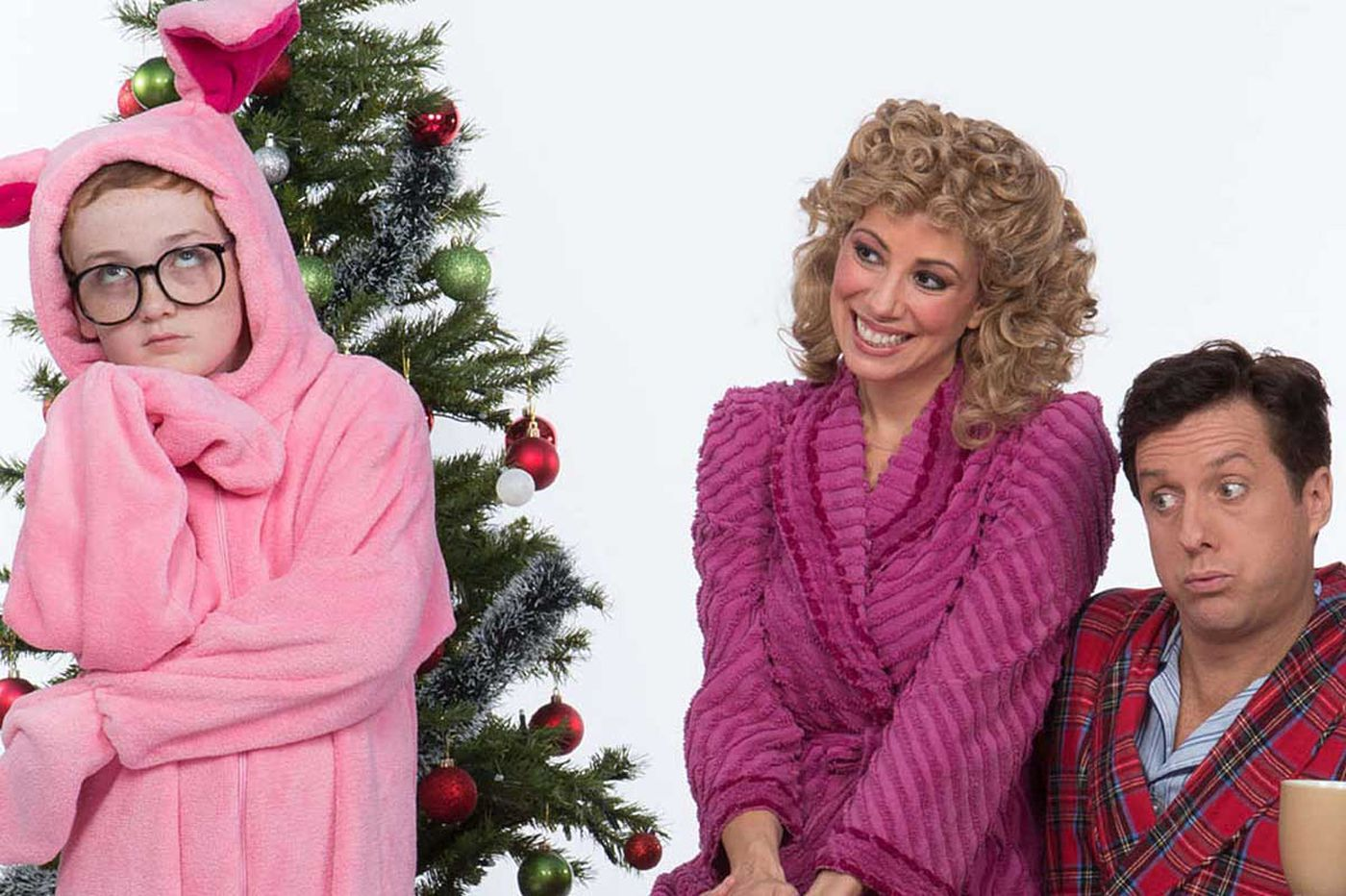 Walnut's 'A Christmas Story' a sleigh-full of fun for the holidays