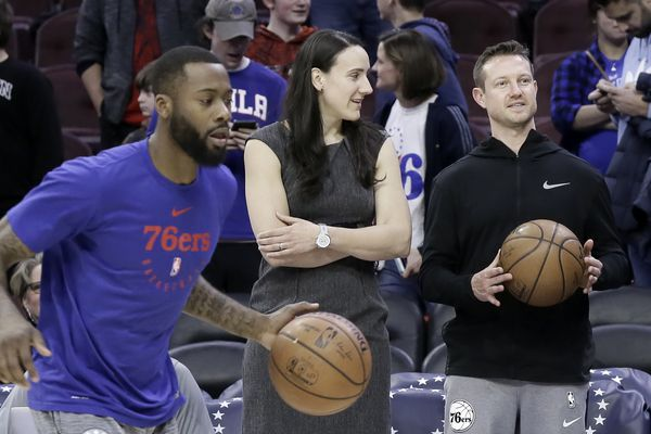 Data scientist Ivana Seric is making the Sixers better with her mad brains and her mad skills