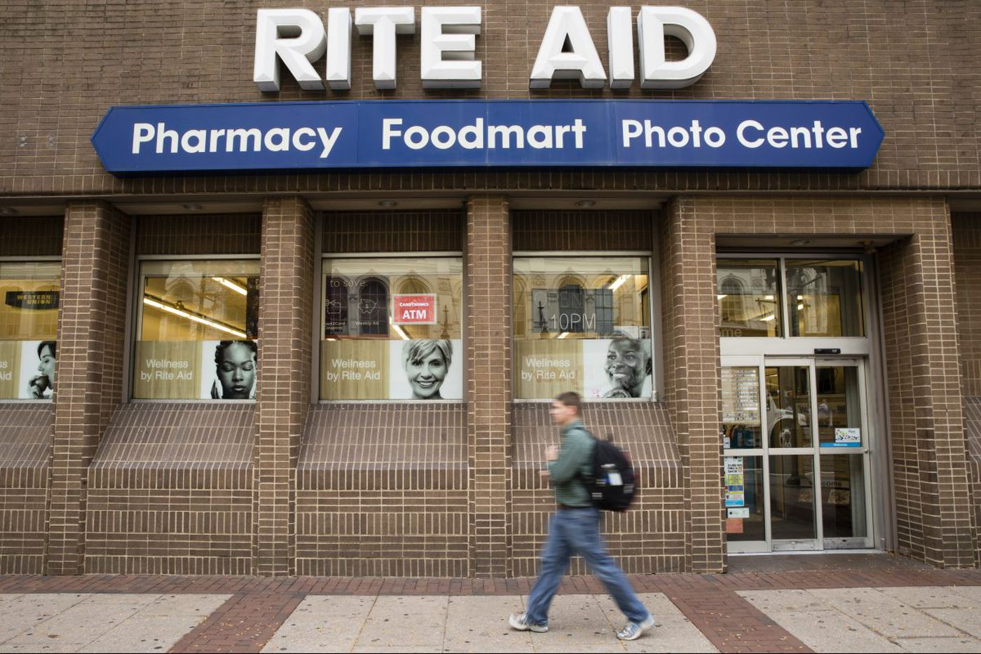 Walgreens cancels merger; will buy half of Rite Aid, instead