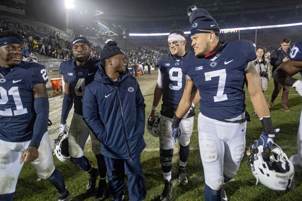 Five observations from Penn State's 38-3 victory over Maryland