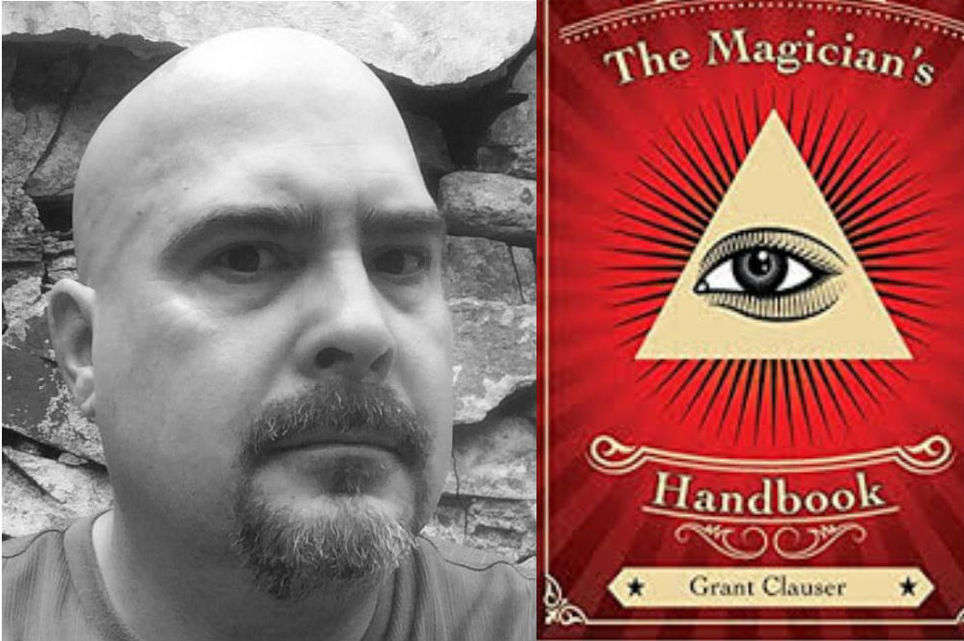 Grant Clauser's 'Magician's Handbook': A fine, magical collection from a local poet