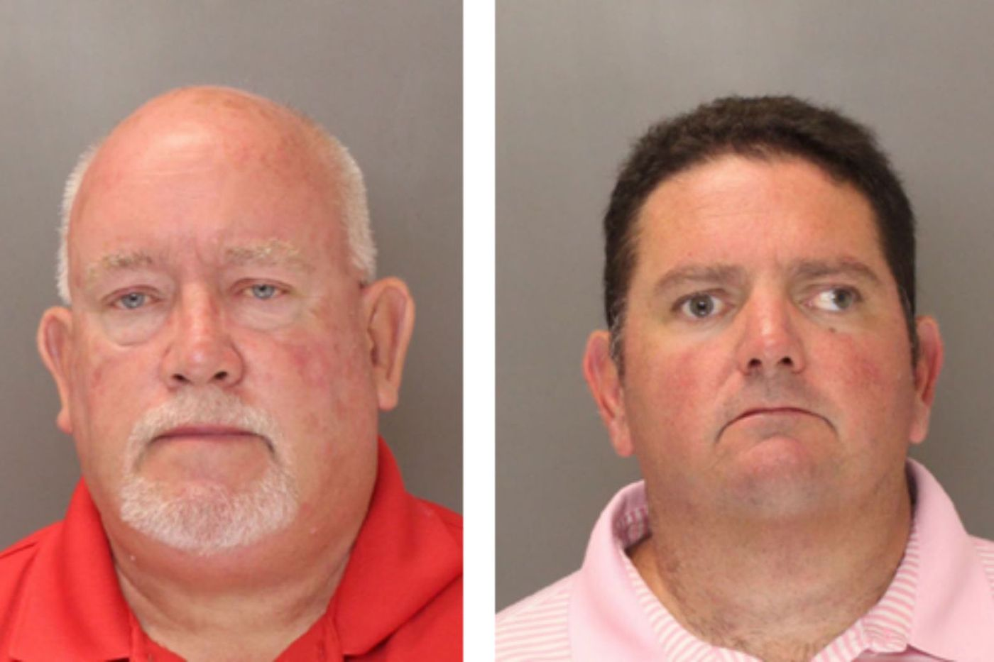 Former Bucks fire officials accused of pocketing more than $46K