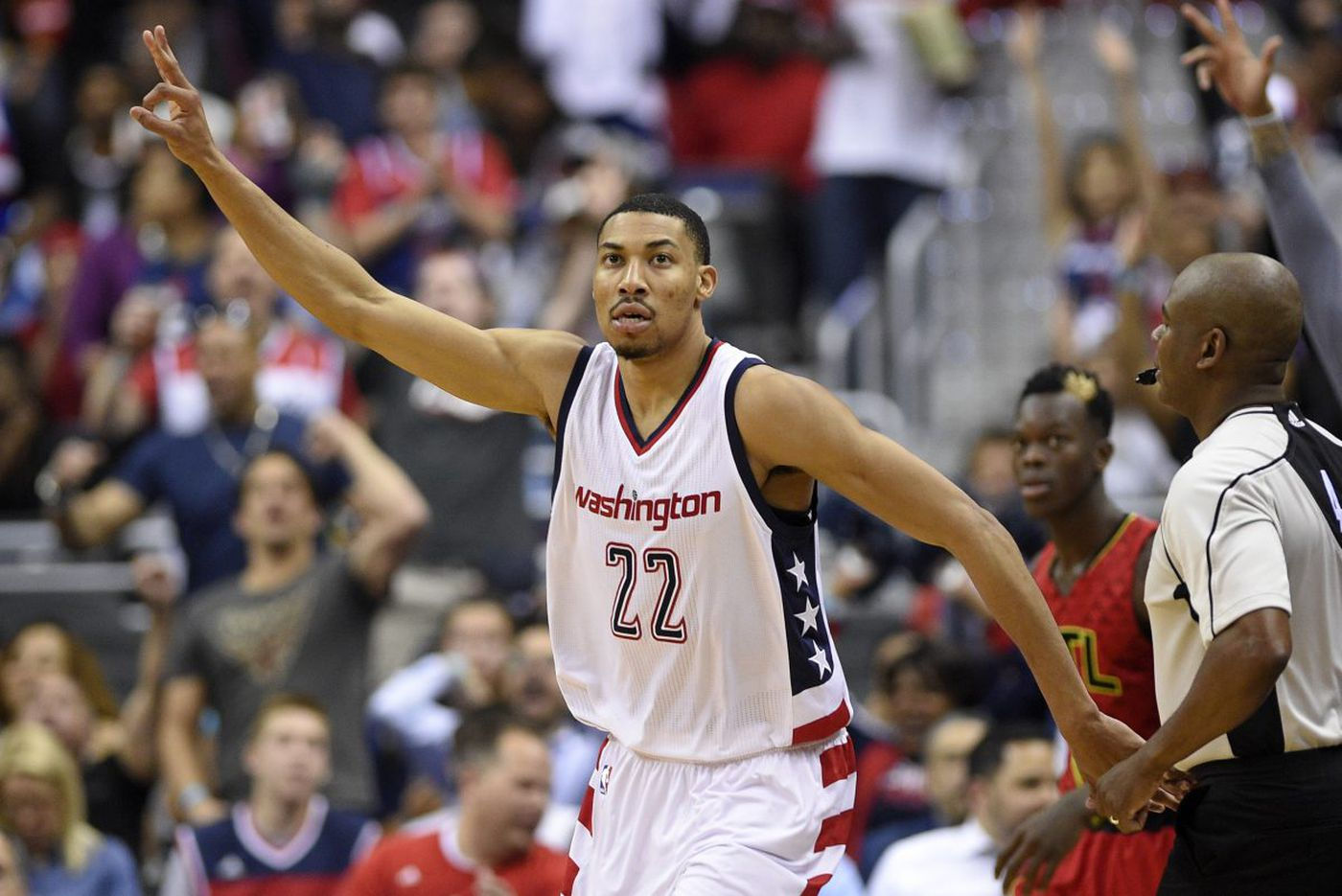 Wizards' Otto Porter says Sixers should worry about matchups