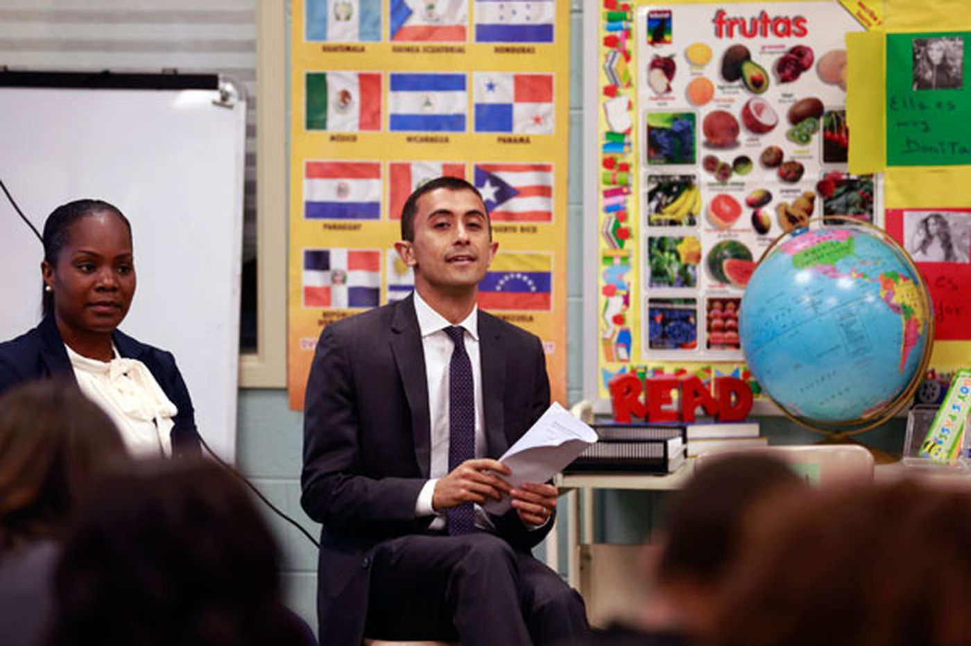 Rouhanifard sets out next steps for Camden schools