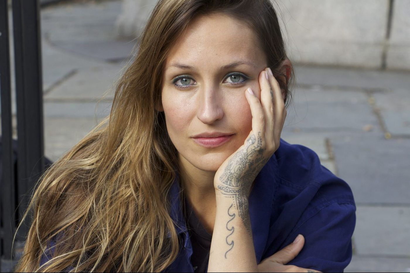 Domino Kirke defines herself outside of her famous family