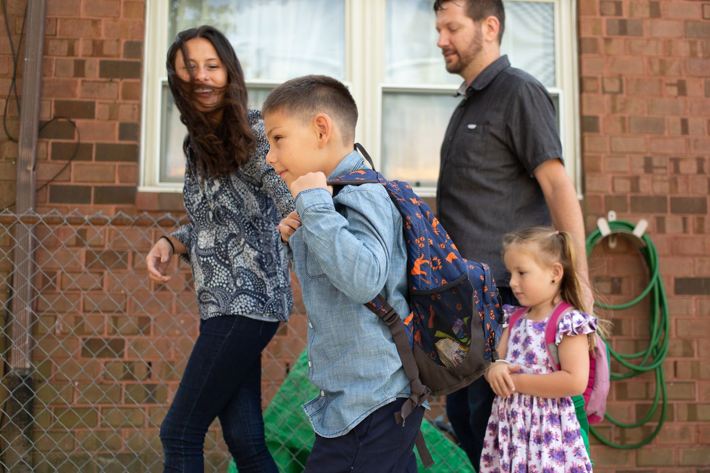 Parents consider buying bulletproof backpacks as gun violence shapes their children's lives
