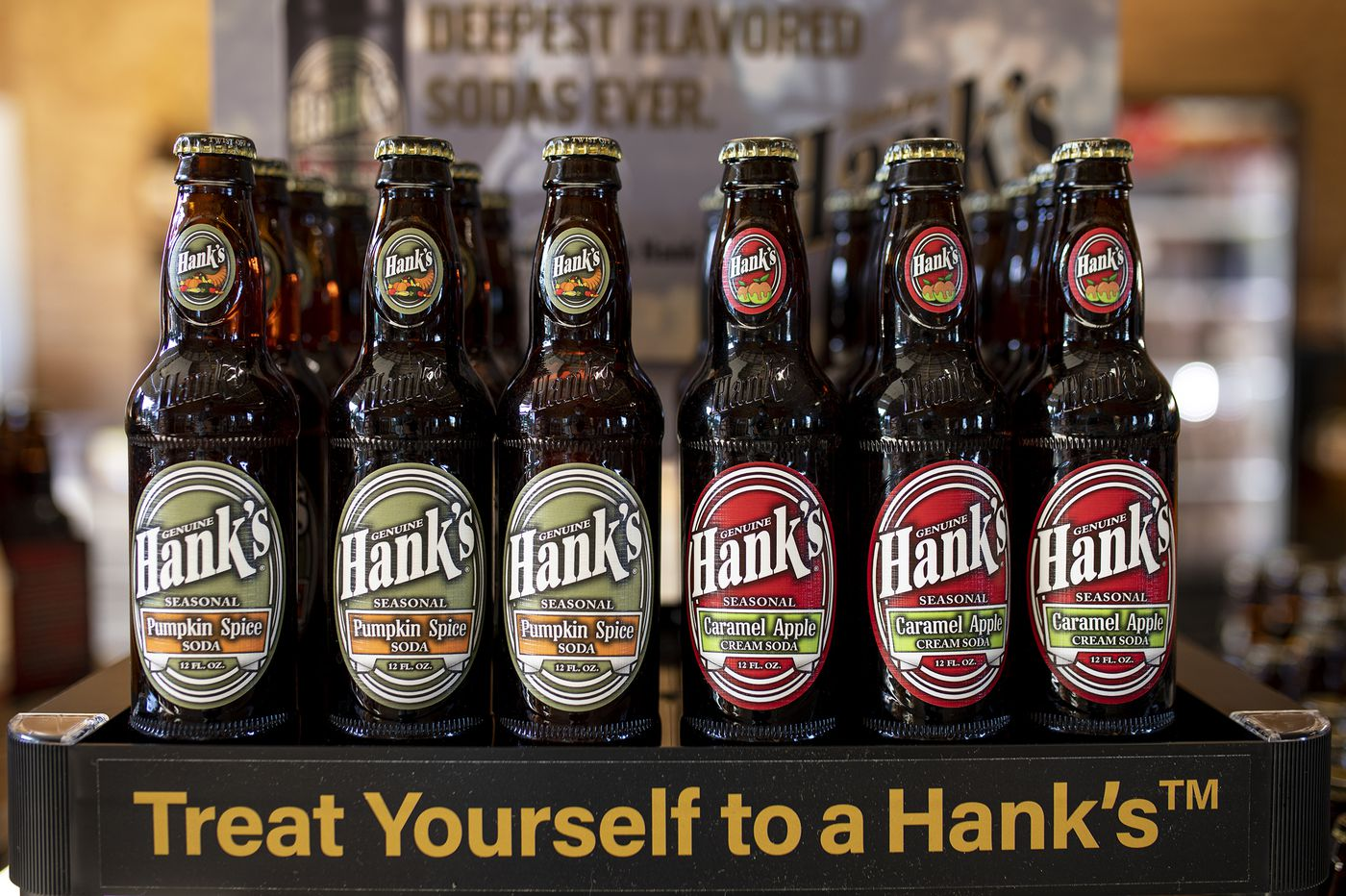 Grocery stores add some fizz to sales for Philly craft soda maker Hank's