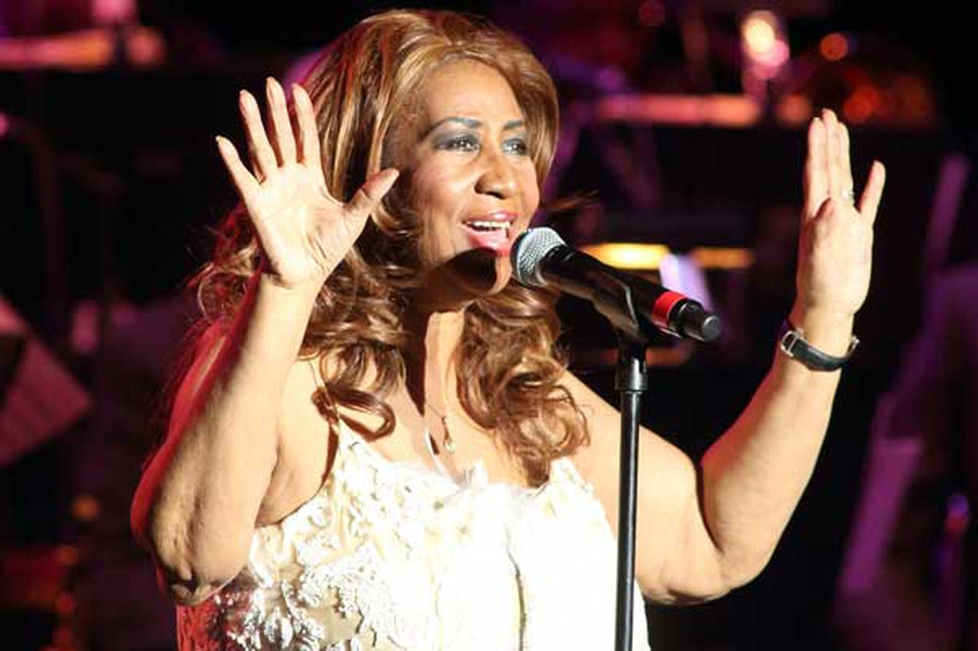 Aretha talks divas, Philly, and being a chart-topper again