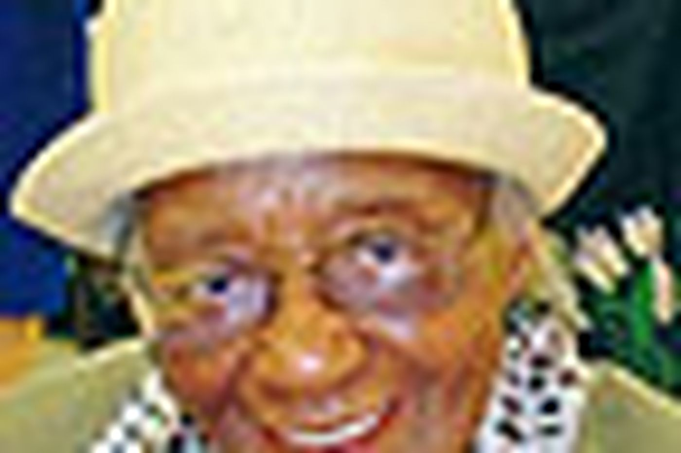 103-year-old Annabelle Williams