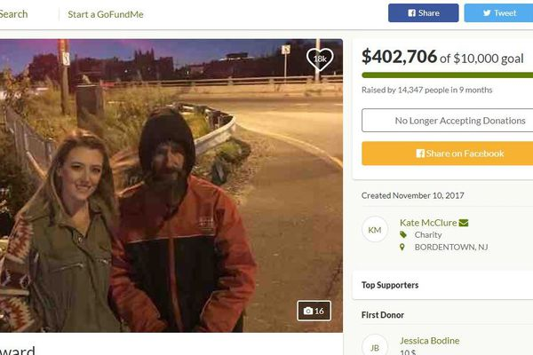 Why do GoFundMe campaigns like the one for Johnny Bobbitt go viral?