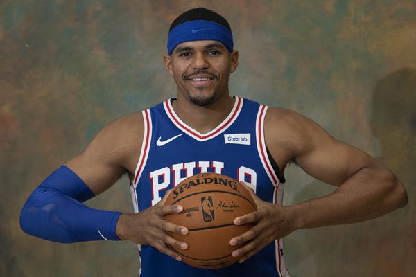 Tobias Harris takes over Jimmy Butler's role with Sixers as clutch scorer